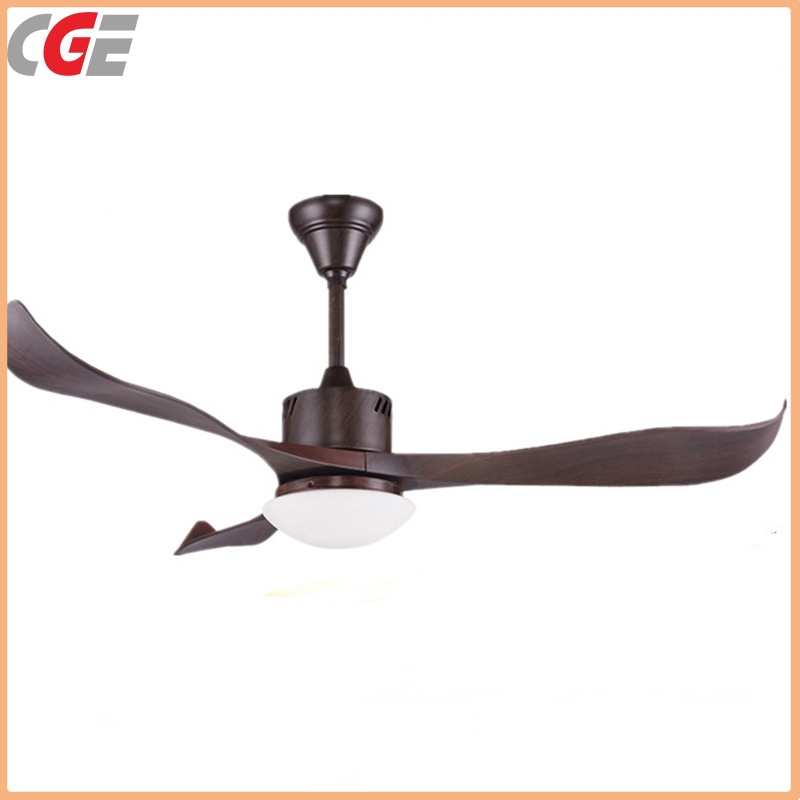52inch DC Three ABS Blades Ceiling Fan with Light