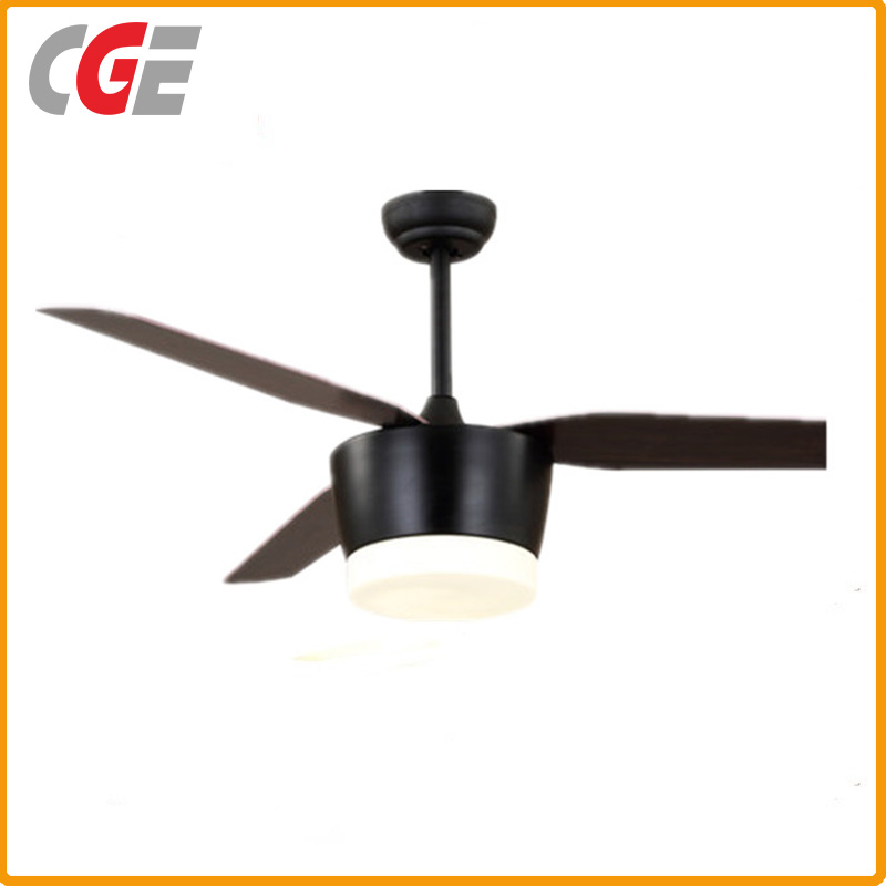 Modern Concise Style Decorative Ceiling Fan with Light